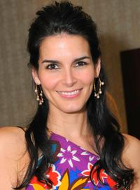 Angie Harmon at the Kara Ross NY Oscar Collection cocktail party.