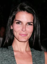 Angie Harmon at the Prada Los Angeles screening of