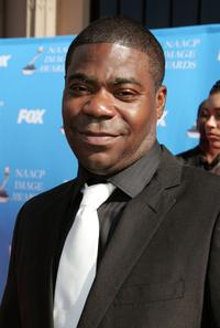 Tracy Morgan at the 39th NAACP Image Awards.
