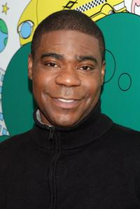 Tracy Morgan at the MTV's Total Request Live.