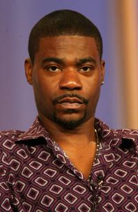 Tracy Morgan at the 2006 Summer Television Critics Association Press Tour.
