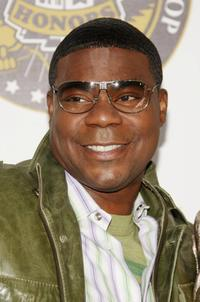 Tracy Morgan at the 2008 VH1 Hip Hop Honors.