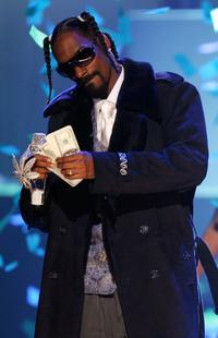 Snoop Dogg at the 2006 American Music Awards.