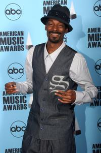 Snoop Dogg at the 2007 American Music Awards.
