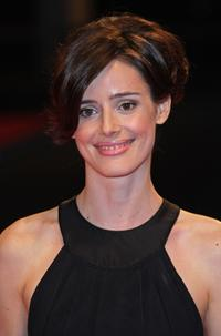 Pilar Lopez de Ayala at the premiere of