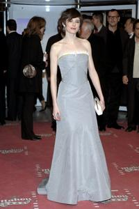 Pilar Lopez de Ayala at the Goya Cinema Awards 2006.