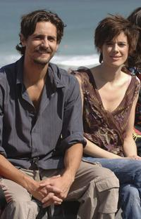 Juan Diego Botto and Pilar Lopez de Ayala at the photocall of