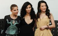 Elsa Pataky, Rachida Brakni and Shu Qi at the photocall of