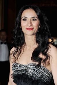Rachida Brakni at the Opening Ceremony Dinner during the 61st International Cannes Film Festival.