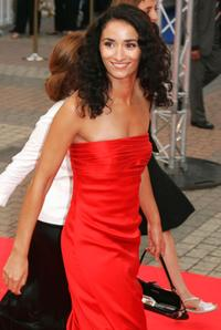 Rachida Brakni at the premiere of