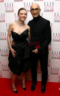 Camilla Rutherford at the Elle Style Awards 2008.