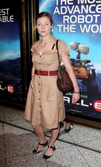 Camilla Rutherford at the UK premiere of