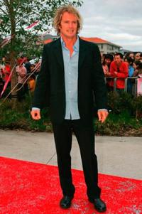 Craig McLachlan at the premiere of