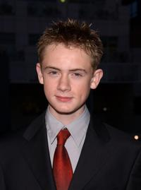 Matt O'Leary at the premiere of