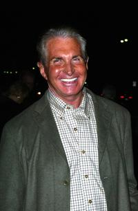 George Hamilton at the William Holden Wildlife Foundation's 20th Anniversary