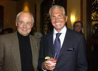George Hamilton and David Evans at the Hallmark Channel's