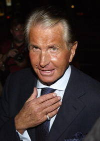 George Hamilton at the Hallmark Channel's