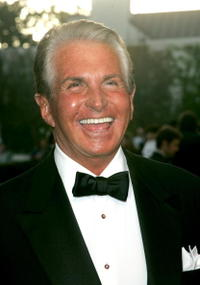 George Hamilton at the 2007 Vanity Fair Oscar Party.