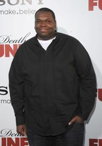 Kelvin Brown at the Los Angeles premiere of