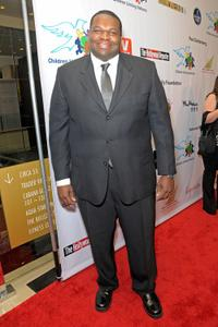 Kelvin Brown at the 11th Annual Children Uniting Nations Oscar Celebration.