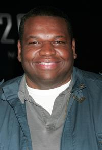 Kelvin Brown at the premiere of
