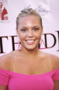 Agnes Bruckner at the Los Angeles premiere of