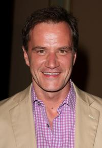 Tim DeKay at the NBC Universal's all-star press tour party.