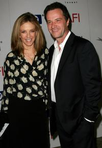 Ally Walker and Tim DeKay at the 8th Annual AFI Awards.