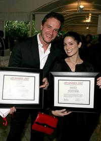 Tim DeKay and Michelle Borth at the 8th Annual AFI Awards.