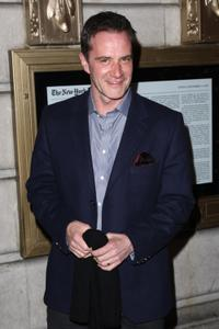 Tim DeKay at the Broadway opening of