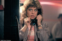 Linda Hamilton as Sarah Connor in