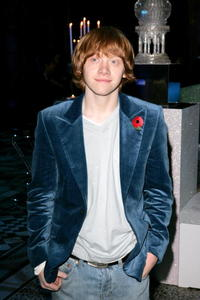 Actor Rupert Grint at the party for the London premiere of