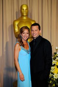 Lisa Joyner and Jon Cryer at the 82nd Annual Academy Awards.