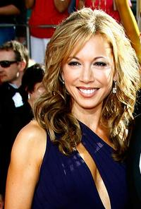 Lisa Joyner at the 60th Primetime Emmy Awards.