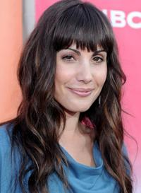 Carly Pope at the NBC Universal's 2010 TCA Summer Party.