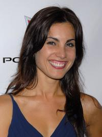 Carly Pope at the premiere screening of