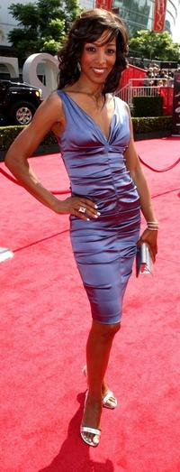 Shaun Robinson at the 2008 ESPY Awards.