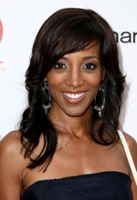 Shaun Robinson at the 10th Annual DesignCure Benefit for the HollyRod Foundation.