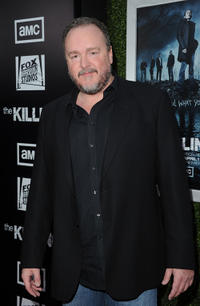Brent Sexton at the Season 5 California premiere of