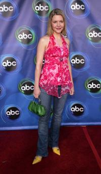 Kristen Shaw at the ABC TCA party.