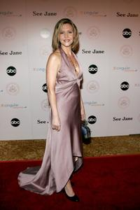 Kristen Shaw at the inaugural ball and premiere of