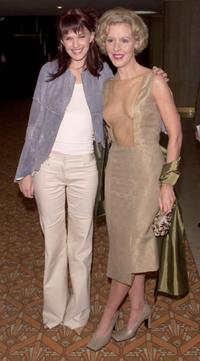 Kathryn Morris and Kristen Shaw at the premiere of
