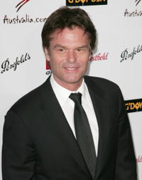 Harry Hamlin at the G'DAY USA Australia.com Black Tie Gala.