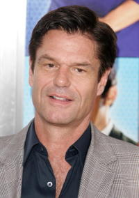Harry Hamlin at the