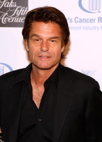 Harry Hamlin at the Saks Fifth Avenue's