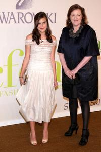 Tallulah Belle Willis and Guest at the 2009 CFDA Fashion Awards.