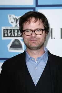 Rainn Wilson at the 2008 Film Independents Spirit Awards.
