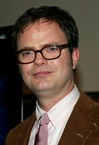 Rainn Wilson at the premiere of