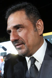 Boman Irani at the IIFA Awards in Tampa, Florida.