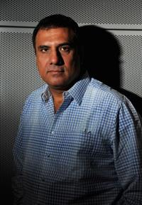 Boman Irani at the 6th Annual Dubai International Film Festival.